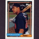 1992 Topps Baseball #112 Oscar Azocar - San Diego Padres
