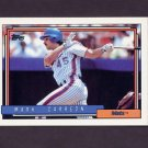 1992 Topps Baseball #111 Mark Carreon - New York Mets