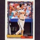 1992 Topps Baseball #086 Steve Finley - Houston Astros