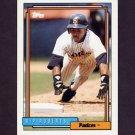 1992 Topps Baseball #020 Bip Roberts - San Diego Padres