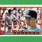 1989 Topps BIG Baseball #180 Terry Kennedy - San Francisco Giants