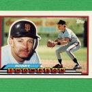 1989 Topps BIG Baseball #163 Robby Thompson - San Francisco Giants