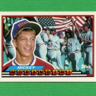 1989 Topps BIG Baseball #162 Mickey Morandini - Philadelphia Phillies
