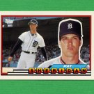 1989 Topps BIG Baseball #150 Pat Sheridan - Detroit Tigers