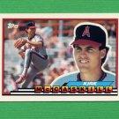 1989 Topps BIG Baseball #149 Kirk McCaskill - California Angels