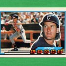 1989 Topps BIG Baseball #105 Steve Lyons - Chicago White Sox