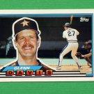 1989 Topps BIG Baseball #089 Glenn Davis - Houston Astros