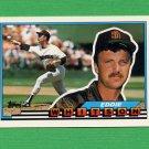 1989 Topps BIG Baseball #081 Ed Whitson - San Diego Padres