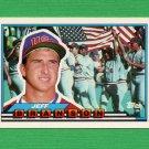 1989 Topps BIG Baseball #069 Jeff Branson - Cincinnati Reds