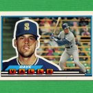 1989 Topps BIG Baseball #056 Dave Valle - Seattle Mariners