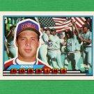 1989 Topps BIG Baseball #049 Doug Robbins - Baltimore Orioles
