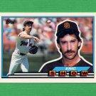 1989 Topps BIG Baseball #035 Eric Show - San Diego Padres