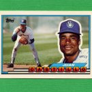 1989 Topps BIG Baseball #009 Juan Castillo - Milwaukee Brewers