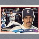 1988 Topps BIG Baseball #170 Jack Morris - Detroit Tigers