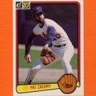 1983 Donruss Baseball #560 Pat Zachry - New York Mets