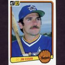 1983 Donruss Baseball #478 Jim Essian - Seattle Mariners