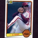 1983 Donruss Baseball #471 Ed Farmer - Philadelphia Phillies