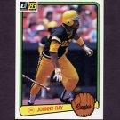 1983 Donruss Baseball #437 Johnny Ray - Pittsburgh Pirates