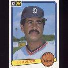 1983 Donruss Baseball #259 Elias Sosa - Detroit Tigers