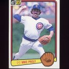 1983 Donruss Baseball #225 Mike Proly - Chicago Cubs