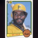 1983 Donruss Baseball #221 Mike Easler - Pittsburgh Pirates