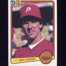 1983 Donruss Baseball #119 Mike Krukow - Philadelphia Phillies