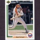 1991 Upper Deck Baseball #250 Mark Portugal - Houston Astros