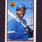1989 Bowman Baseball #298 Andre Dawson - Chicago Cubs