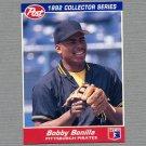 1992 Post Baseball #21 Bobby Bonilla - Pittsburgh Pirates