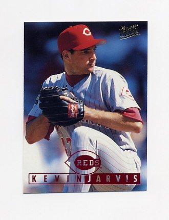 1995 Ultra Baseball #144 Kevin Jarvis - Cincinnati Reds