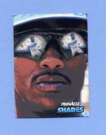 1992 Pinnacle Baseball #602 Eric Davis SHADE - Los Angeles Dodgers NM-M