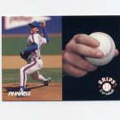 1992 Pinnacle Baseball #611 David Cone GRIP - New York Mets