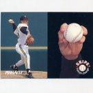 1992 Pinnacle Baseball #606 Randy Tomlin GRIP - Pittsburgh Pirates