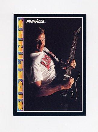 1992 Pinnacle Baseball #593 John Wetteland SIDE - Montreal Expos
