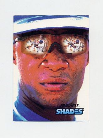 1992 Pinnacle Baseball #308 Darryl Strawberry SH - Los Angeles Dodgers