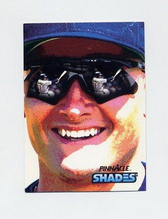 1992 Pinnacle Baseball #307 Chuck Knoblauch SH - Minnesota Twins