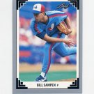 1991 Leaf Baseball #318 Bill Sampen - Montreal Expos