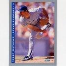 1993 Fleer Baseball #684 Terry Mathews - Texas Rangers