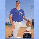 1992 Stadium Club Baseball #683 Jeff Conine - Kansas City Royals