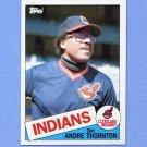1985 Topps Baseball #475 Andre Thornton - Cleveland Indians