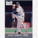 1991 Ultra Baseball #320 Scott Garrelts - San Francisco Giants