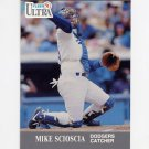 1991 Ultra Baseball #169 Mike Scioscia - Los Angeles Dodgers
