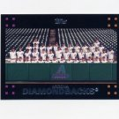 2007 Topps Baseball #598 Arizona Diamondbacks Team Photo