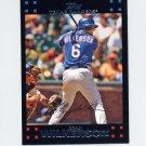 2007 Topps Baseball #589 Brad Wilkerson - Texas Rangers