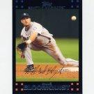 2007 Topps Baseball #585 Willie Bloomquist - Seattle Mariners