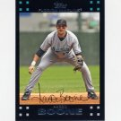 2007 Topps Baseball #499 Aaron Boone - Florida Marlins