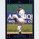 2007 Topps Baseball #478 Octavio Dotel - Kansas City Royals