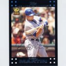 2007 Topps Baseball #463 Russell Martin - Los Angeles Dodgers