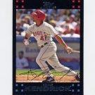 2007 Topps Baseball #453 Howie Kendrick - Los Angeles Angels