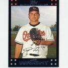 2007 Topps Baseball #446 Jaret Wright - Baltimore Orioles